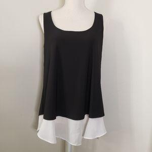 Last Tango sleeveless blouse medium